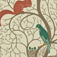 sanderson-wallpaper-squirrel-and-dove-teal-red-dviwsq102-brittfurn